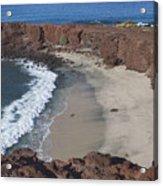 Sweetheart Beach Acrylic Print