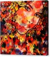 Sweetheart Acrylic Print