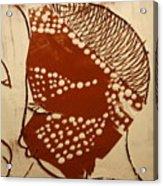Sweethearts 1 - Tile Acrylic Print