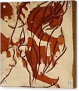 Sweethearts 15 - Tile Acrylic Print