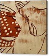 Sweethearts 6 - Tile Acrylic Print