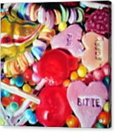 Sweets For My Sweet Acrylic Print