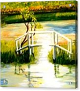 Sweetwater Spring Texas Acrylic Print