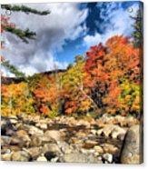 Swift River New Hampshire Acrylic Print