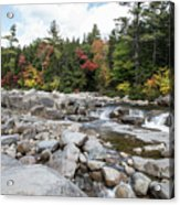 Swift River, New Hampshire Acrylic Print