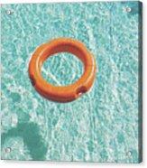 Swimming Pool III Acrylic Print