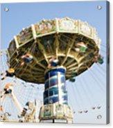 Swing Ride Acrylic Print