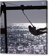 Swing Time Acrylic Print