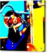 Swing Time No 3 Acrylic Print