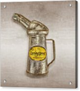 Swingspout Oil Canister Acrylic Print
