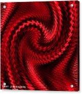 Swirl Creativiana Catus 1 No. 3 V A Acrylic Print
