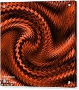 Swirl Creativiana Catus 1 No.2 H A Acrylic Print