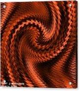 Swirl Creativiana Catus 1 No.2 V A Acrylic Print