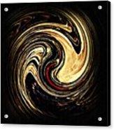 Swirl Design 2 Acrylic Print