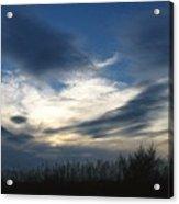 Swirling Skies Acrylic Print