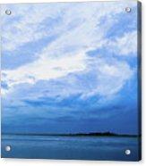 Swirling Sky Acrylic Print