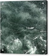 Swirling Water. Acrylic Print