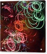 Swirls 2 Acrylic Print