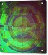 Swirls Acrylic Print