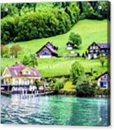 Switzerland  Acrylic Print