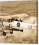 Swordfish Aircraft Acrylic Print