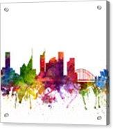 Sydney Australia Cityscape 06 Acrylic Print