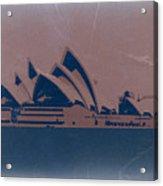 Sydney Australia Acrylic Print
