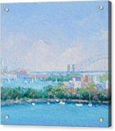 Sydney Harbour Bridge - Sydney Opera House - Sydney Harbour Acrylic Print