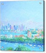 Sydney Harbour Impression Acrylic Print