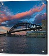 Sydney Moments Acrylic Print