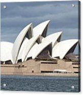 Sydney Opera House Panorama Acrylic Print