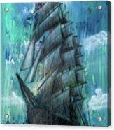 Syfy- Ship Acrylic Print