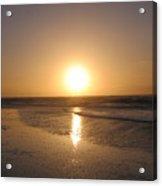 Sylt Sunset 6 Acrylic Print