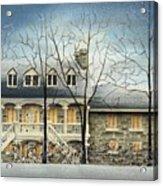 Symmes' Inn Acrylic Print