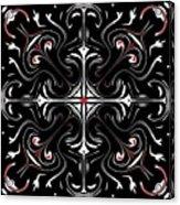 Symmetry 13 Acrylic Print