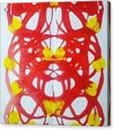 Symmetry 21 Acrylic Print