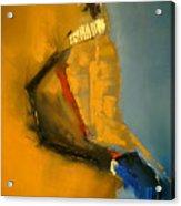 Sympathetic Blue Hue Acrylic Print