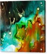 Symphony - Six Acrylic Print by Mudrow S