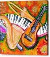 Symphony Of The Soul Acrylic Print