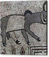 Synagogue, 6th Century Acrylic Print