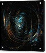 Synapse  Acrylic Print