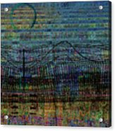 Synchronicity Acrylic Print