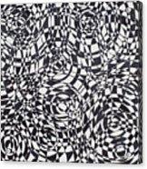 Synesthetic Charity- Spain 1 Acrylic Print
