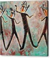 T. M. 9    No. 2 Of 2 Acrylic Print