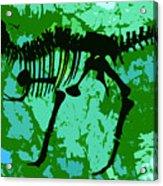 T. Rex Acrylic Print