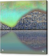 Necks Connected Acrylic Print
