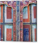 Ta Dzong Museum Acrylic Print