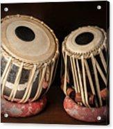 Tabla Musical Instrument Acrylic Print