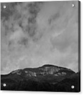 Table Rock  Acrylic Print
