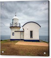 Tacking Point Lighthouse At Port Macquarie, Nsw, Australia Acrylic Print